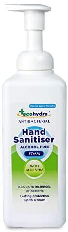Los Mejores Sanitizante con alcohol y agua