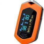 Los 9 Mejores Oximetros de pulso recargables