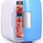 Mini refrigerador con estufa