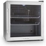 Mini refrigerador con puerta de cristal