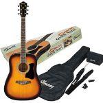 Mejores Guitarra acustica ibanez