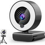 Mejores Webcam con zoom