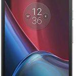 Revisión de Moto e5 plus tamaño de pantalla