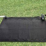 El mejor Calentador solar para piscina intex