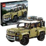 Mejores Land rover defender de lego
