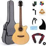 Mejores Guitarra acustica para empezar