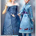 Muñecas frozen set elsa y anna