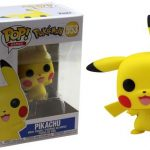 Funko pop pokemon pikachu 553
