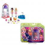Polly pocket set de mascotas