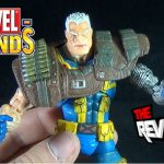 Marvel cable toy biz