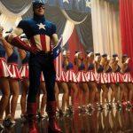 Capitan america 1er traje