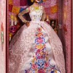 Barbie dia de muertos