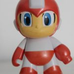 Megaman red variant kidrobot