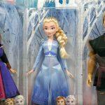 Frozen 2 elsa cantante