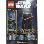 Juguetes de lego star wars darth vader