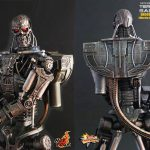 Hot toys t 600 endoeskeleton 16