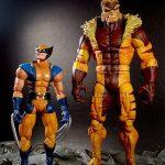 Marvel legends sabretooth