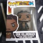 Funko pop erik killmonger 386