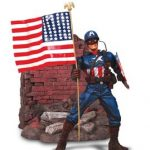 Capitan america marvel select