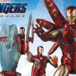 Iron man mark 85 marvel select