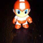 Megaman kidrobot mini series
