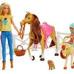 Barbie con caballo