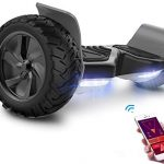 Patineta electrica hoverboard todo terreno