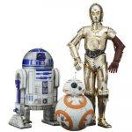 Star wars lote varias figuras