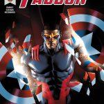 Marvel avengers falcon