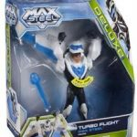 Max steel figura con turbo