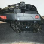 Gi joe cobra hiss tank 1983