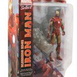 Disney marvel select iron man