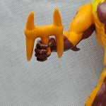Marvel sabretooth toy biz 2004