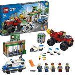 Lego policia minifigures