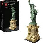 Mejor Lego architecture estatua de la libertad