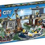Lego policia del pantano