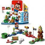 Lego mario bros muñeco