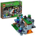 Lego minecraft underwater temple