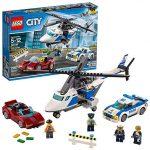 Lego policia robot