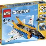 Lego creator jet