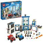 Lego policias y bomberos