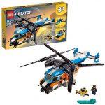 Lego creator helicóptero