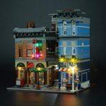 Lego creator detective's office