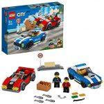 Lego policia del bosque