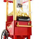 La mejor Maquina de palomitas con carrito