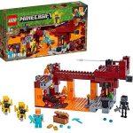 Lego minecraft armadura de diamante