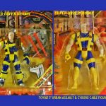 Cable toy biz 1995 x men