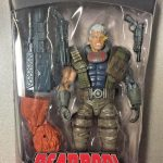 Marvel legends series cable