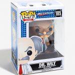 Megaman dr wily funko pop