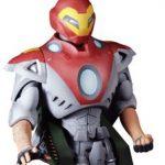 Marvel select ultimate iron man